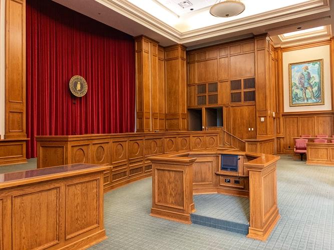 interdicţie judecătorească